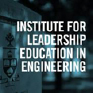 Institute for Leadership Education in Engineering Logo